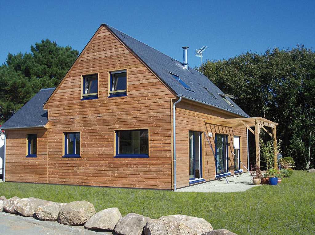Tout savoir sur la construction d 39 une maison en bois for Se construire une maison